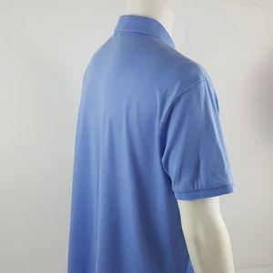 Polo by Ralph Lauren Shirts - Polo Ralph Lauren Pima Soft Touch Blue XL